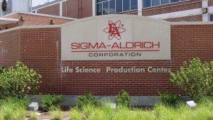 تاریخچه کمپانی سیگما آلدریچ